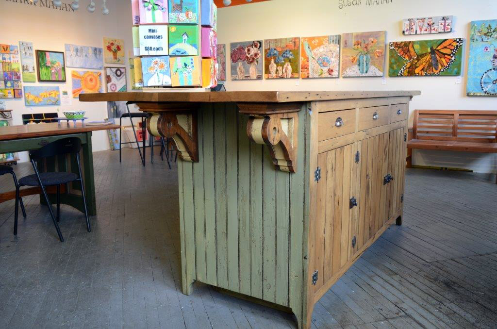 Mark I Custom Cabinetry - Lost + Found