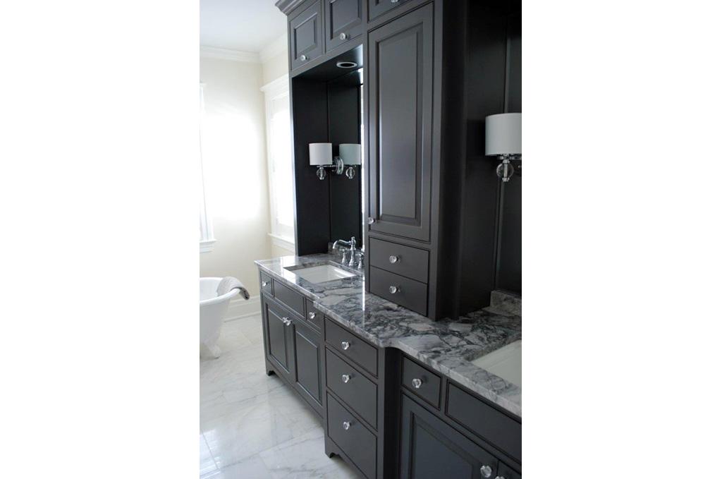 Mark I - Bath cabinetry